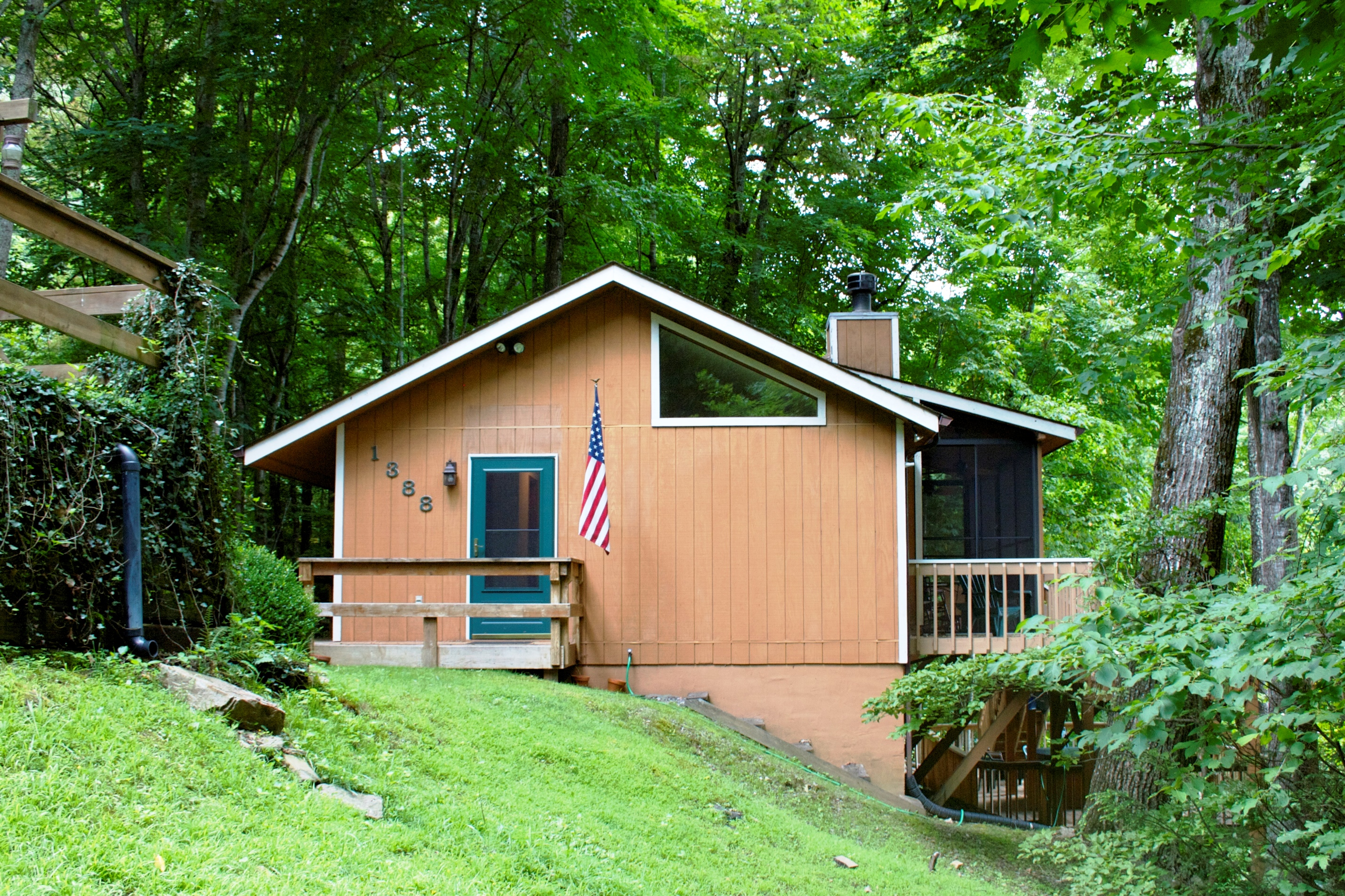 Cabins vacation rentals maggie mountain vacations maggie valley rentals - Alpine vacation houses ...