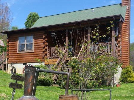 Cowboy Bob's Cabin