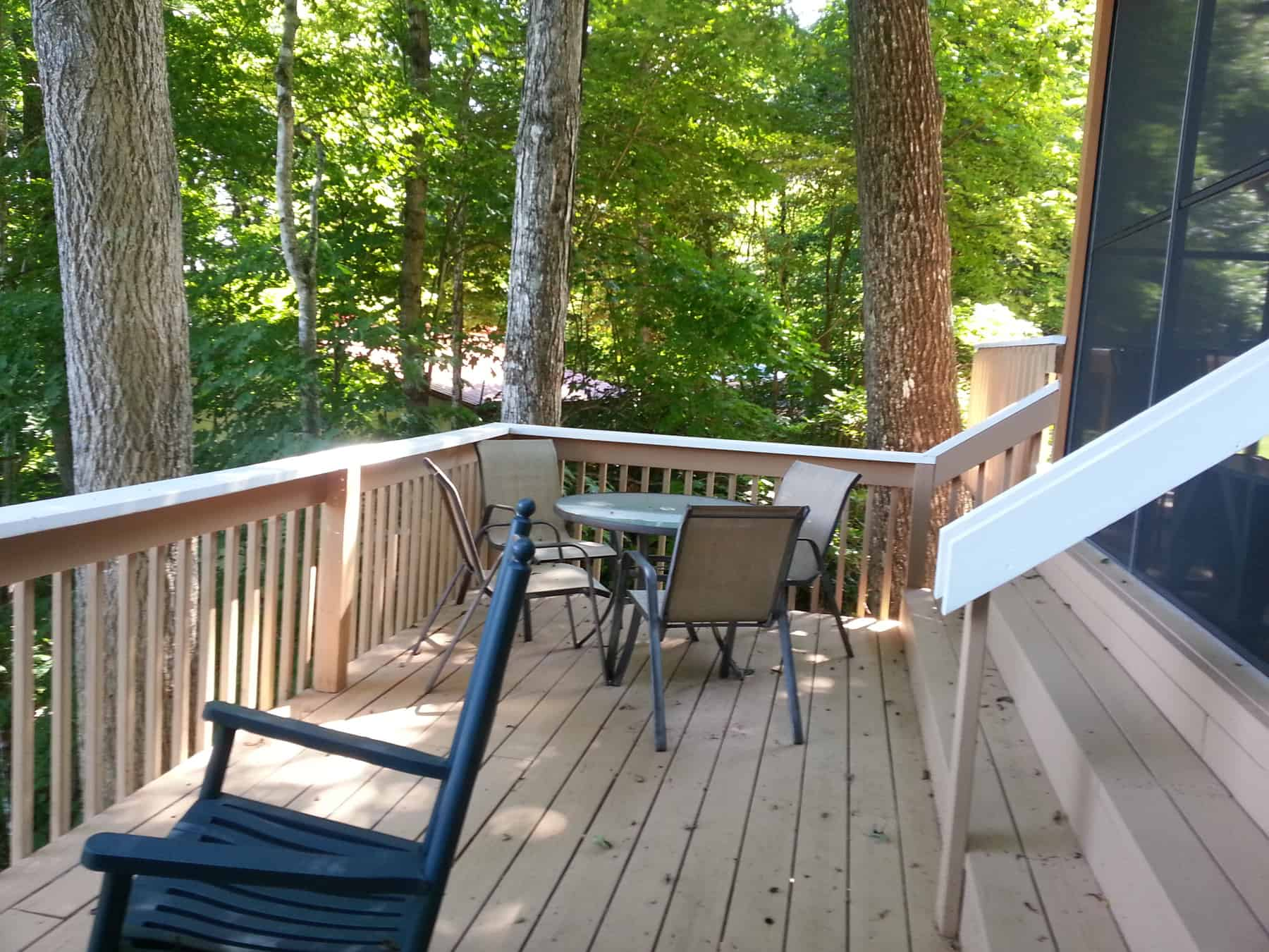 Cabins vacation rentals maggie mountain vacations - Alpine vacation houses ...