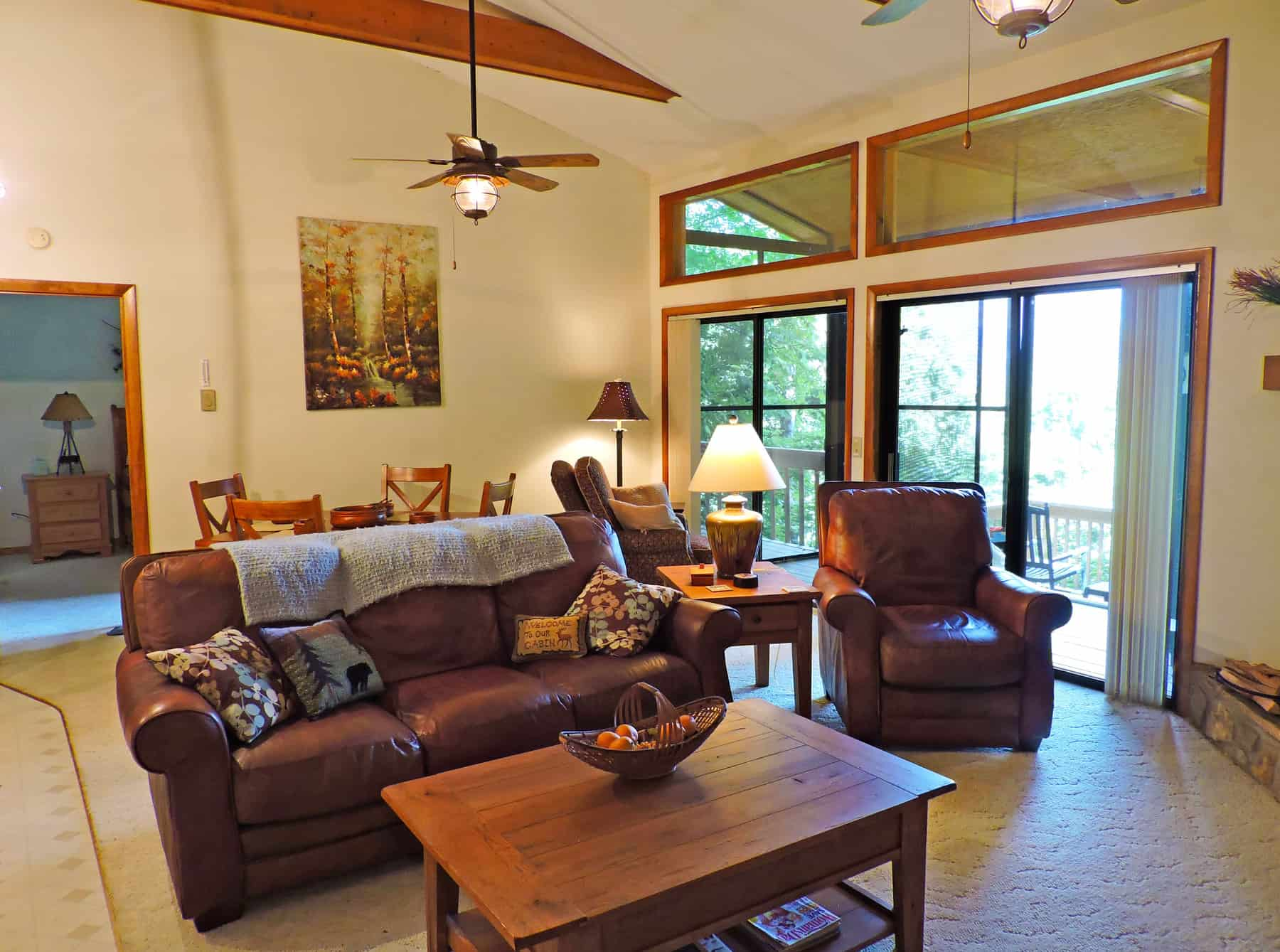 rentals on retreat cabin hill a area clear creek asheville country cabins nc
