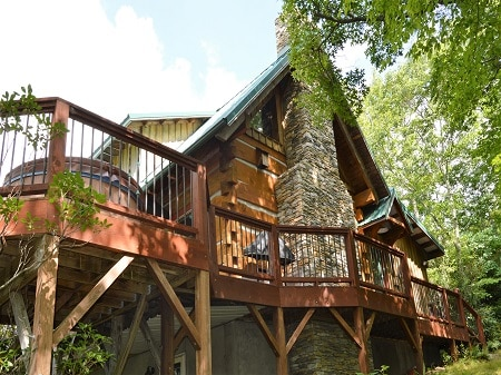 Maggie Mountain Vacations Cabin Rentals In Maggie Valley