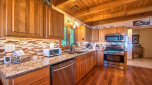 Aerial Ridge, Kitchen Amenities