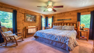 Aerial Ridge, Master Bedroom