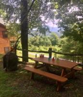 Awesome View Picnic Table