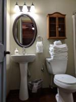 Cardinal Suite, Bathroom Sink