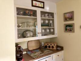 Cottage on the Greens, Dining Room Hutch