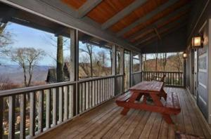Front Covered Deck