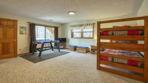Game Room with Bunk Beds