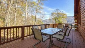 Side Deck with View