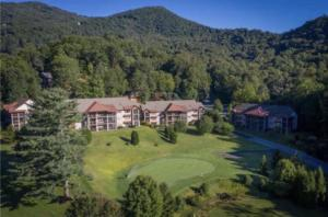 Luxury Cabin Condo, Country Club Condo and Golf Course View