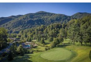 Luxury Cabin Condo, Golf Course and Mountain View