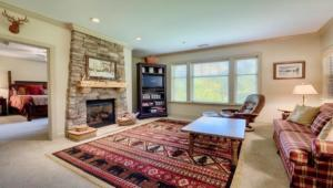 Luxury Cabin Condo, Living Room (3)