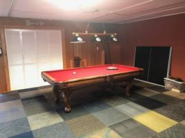 Owl's Perch, Game Room Pool Table (3)