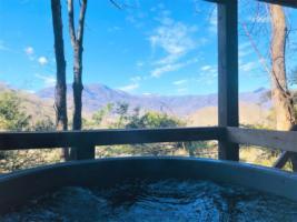 Owl's Perch, Hot Tub (2)