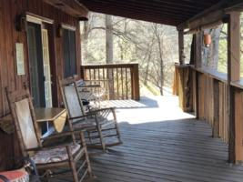 Owl's Perch, Covered Front Porch (2)