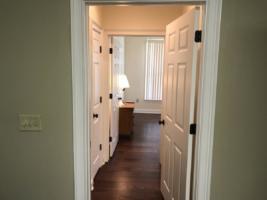 Par Three, Hallway to Guest Quarters