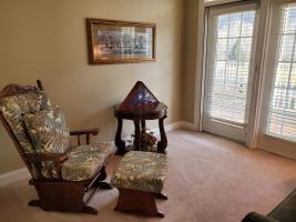 Third Bedroom Sitting Area