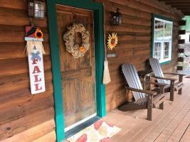 Front Porch Entrance
