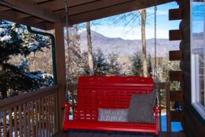 Front Porch Porch Swing