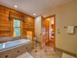 Master Bathroom, Tub