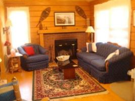 Adventure Cabin 1 Maggie Mountain Vacations