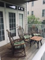 Hummingbird Haven, Porch with Rockers