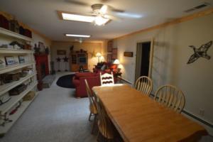 NEW Livingroom and diningroom